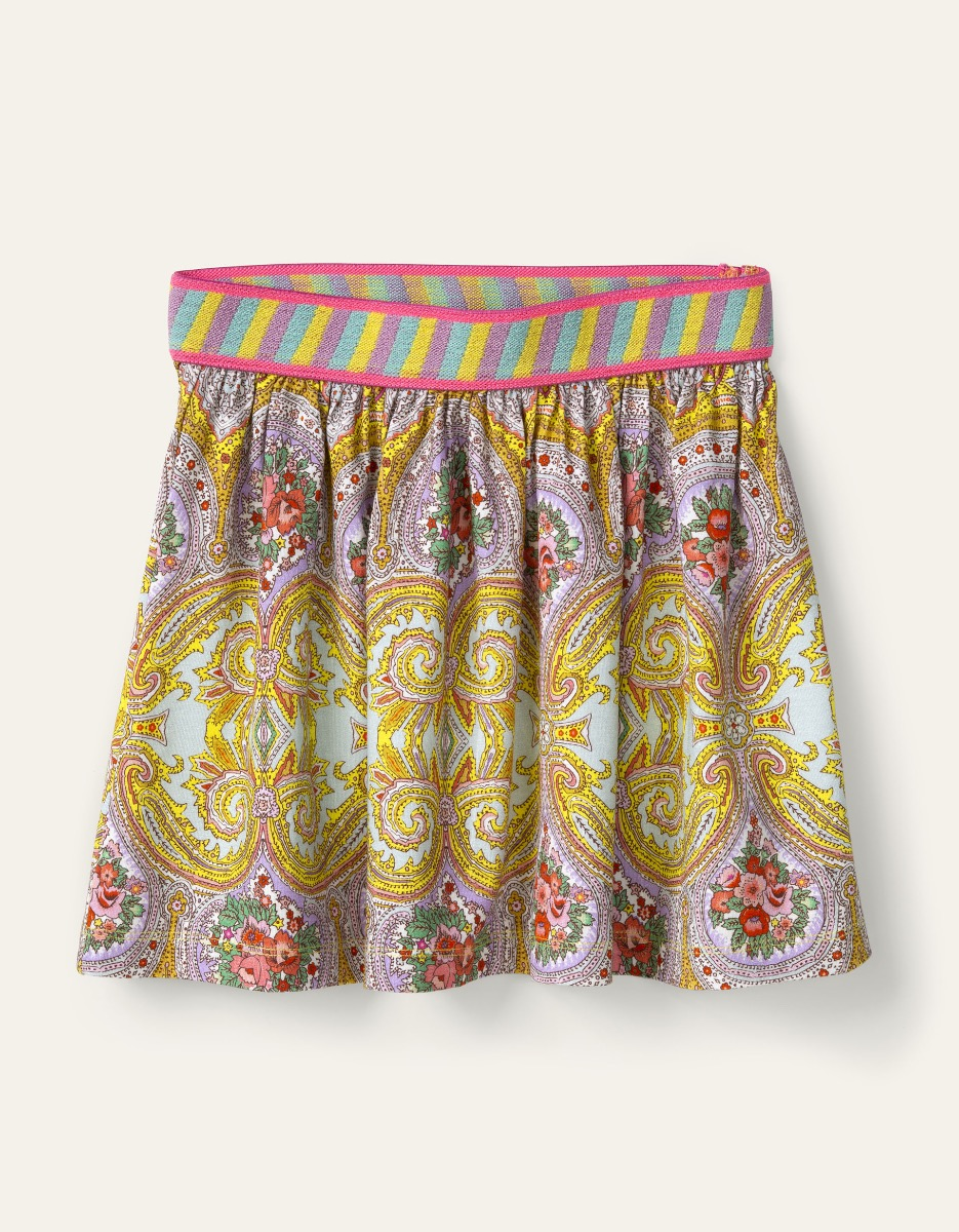 Oilily Tiptop Skirt Orient Lilac