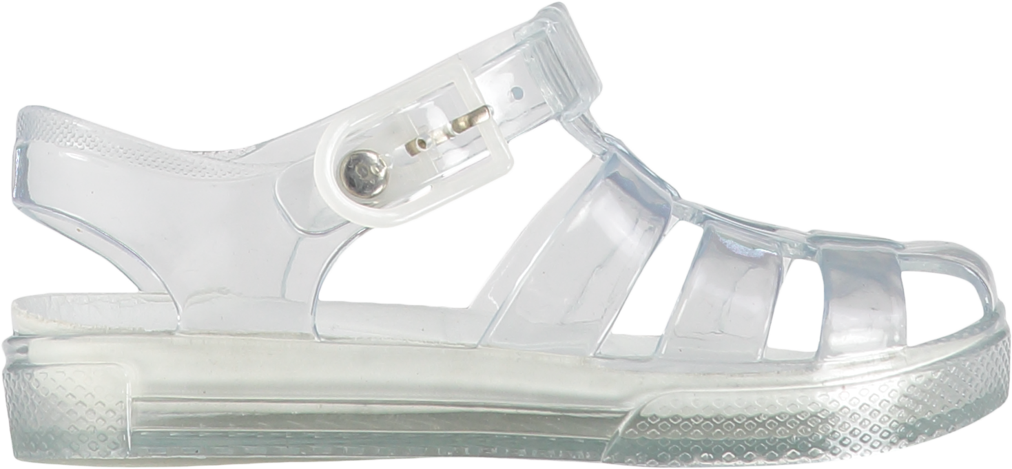 Mitch & Son Clear Jelly Sandals MS13SH2