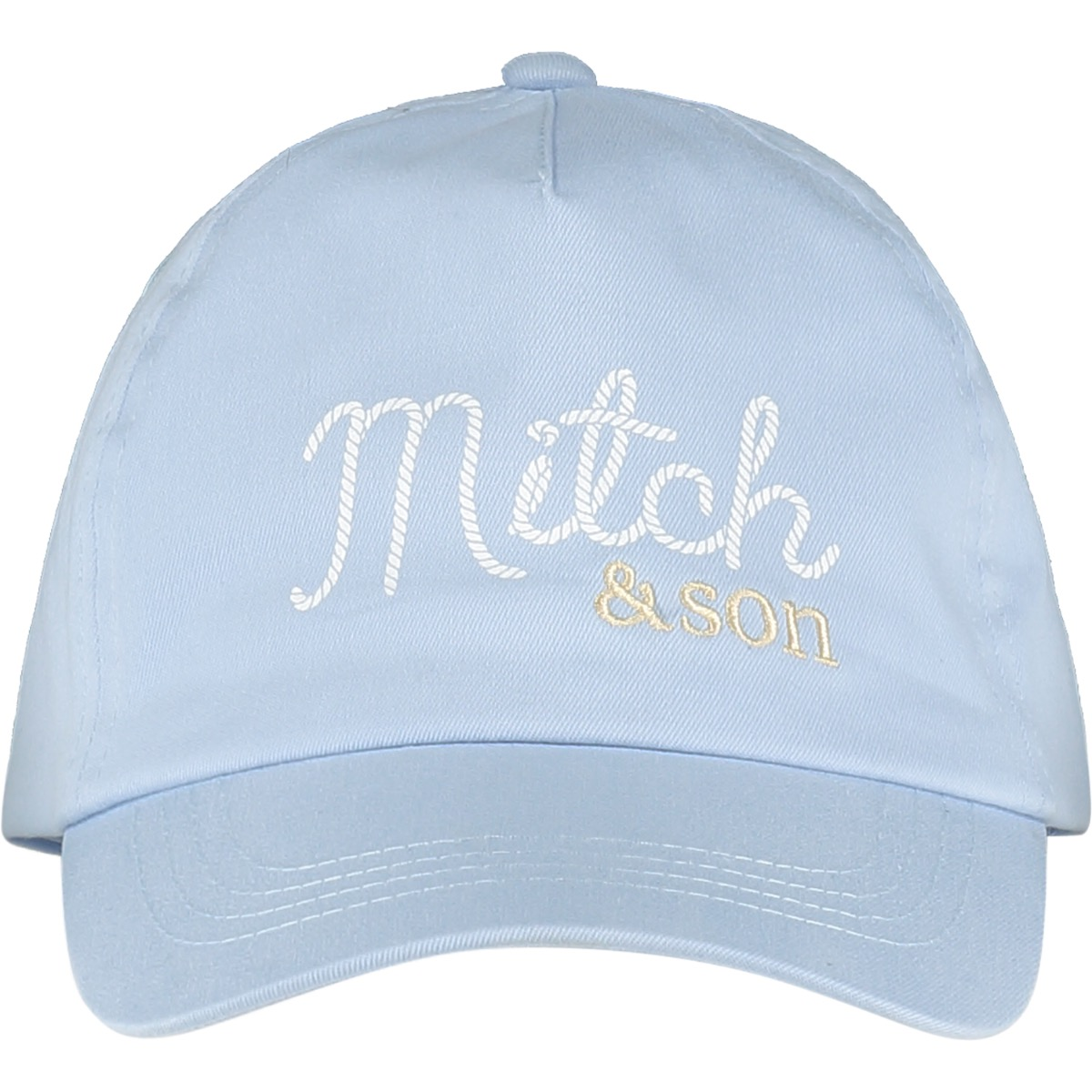 Mitch & Son Blue Biggins Cap MS21123