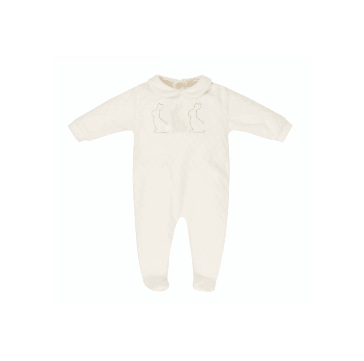 Everything Must Change Cream Babygrow BQ6337