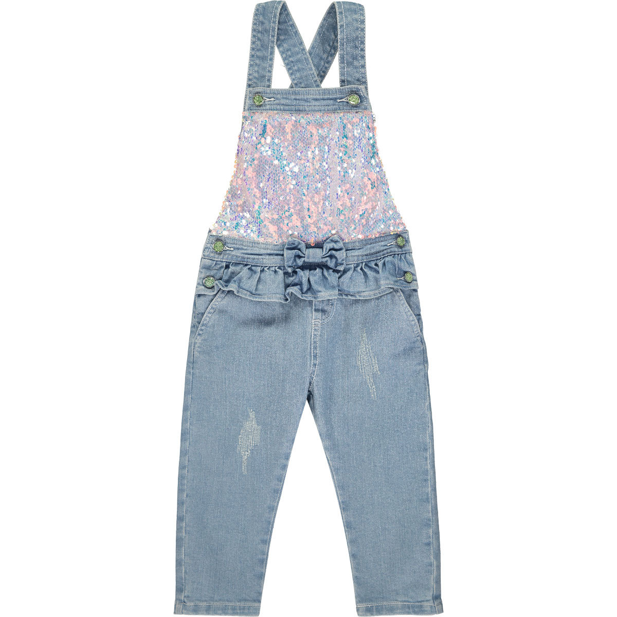A'Dee Candice Dungaree Set