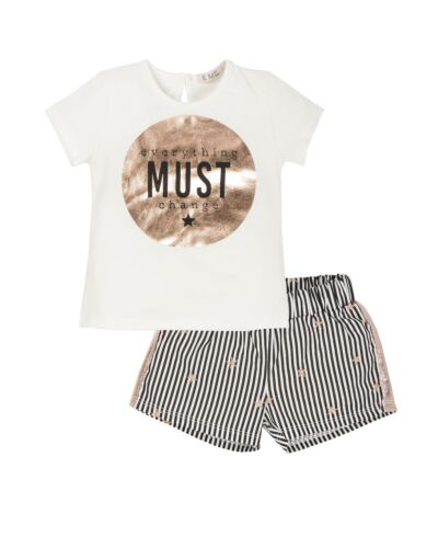 EMC T-Shirt & Shorts Set CO2689