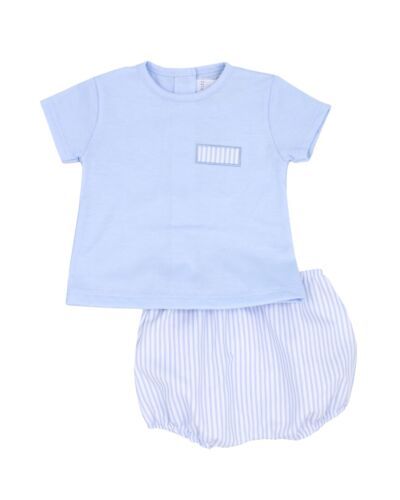 Rapife Blue T-Shirt & Shorts 4414S20