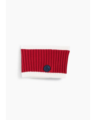 IKKS Red Knitted Snood XR90051