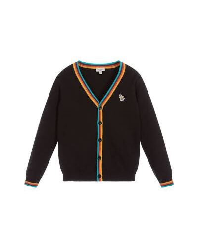 Paul Smith Navy Batio Cardigan 5R18562