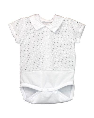 Rapife White Bodysuit 4220S20