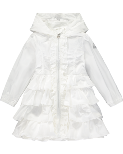 A'Dee Dacia White Coat