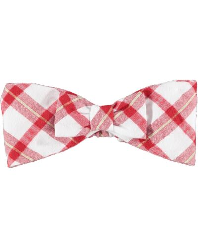 Little A Check Brittany Headband LW1914