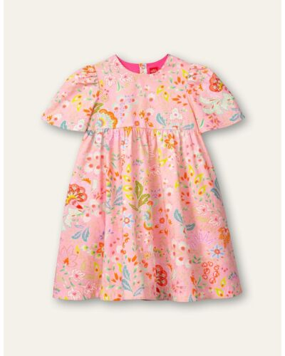 Oilily Pink Downtown Dress YS21GDR207