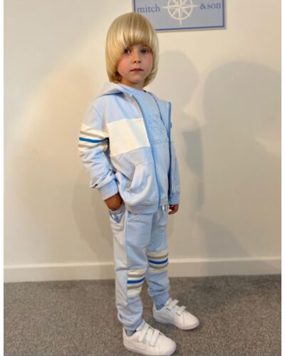 Mitch & Son Blue Ivan Tracksuit MS1432