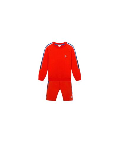 Paul Smith Red 2pc Set 5Q15502