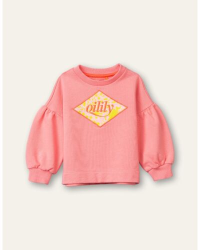 Oilily Pink Higgy Sweater YS21GHJ003