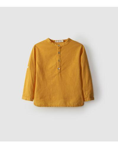 Laranjinha Ochre Shirt CV130