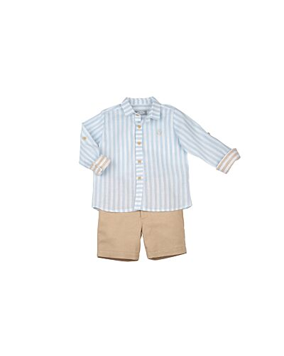 Rochy's Boys Shirt and shorts set CO7095