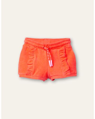 Oilily Orange Huffy Shorts YS21GPA060