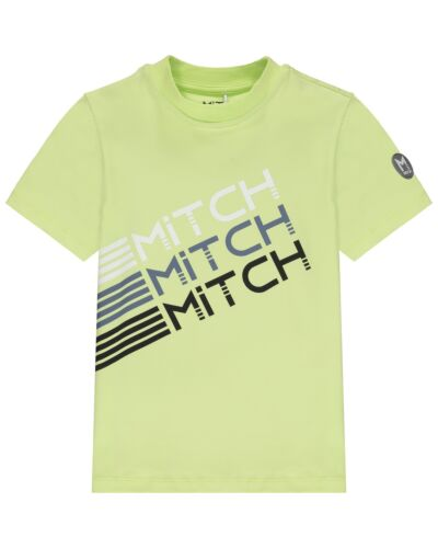 MITCH Lime Maryland T-shirt SS21407