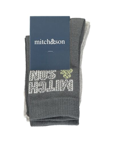 Mitch & Son Acorn Socks 2pk