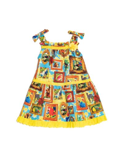 Rosalita Petitot Dress