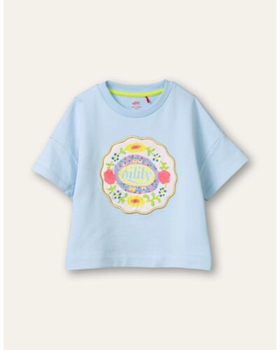 Oilily Blue Hussel Sweater YS21GHJ212
