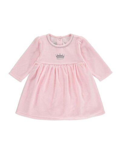 Princess Velour Dress