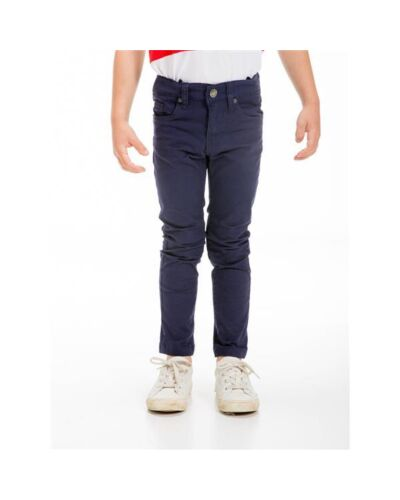 UBS2 Navy Chino Trousers