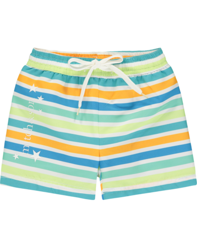 Mitch & Son Thomas Stripe Swimmers