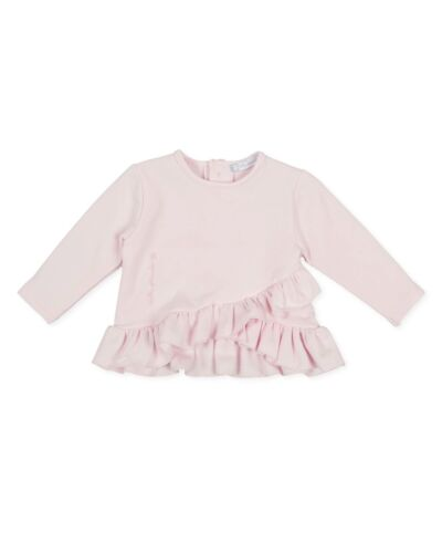 Tutto Piccolo Pink Tracksuit 9726