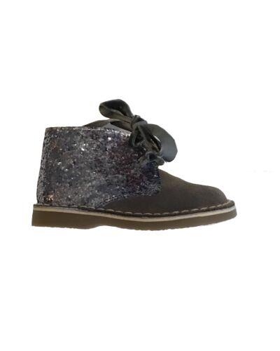 Grey Piel Serraje Boots