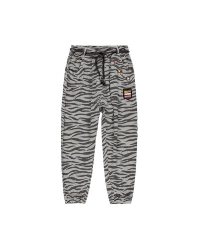Boboli Grey Trousers 499063
