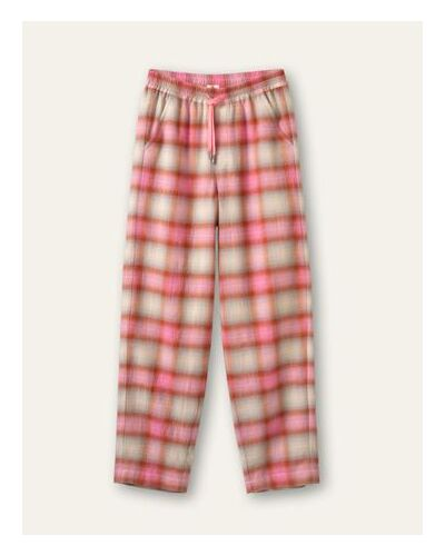 Oilily Women Check Pleasant Pants F21WDR7001