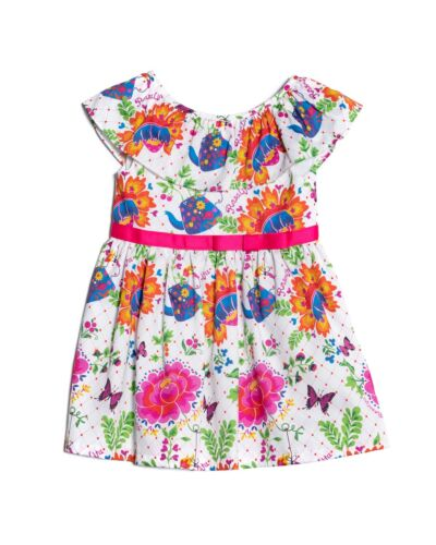 Rosalita Eme Floral Dress