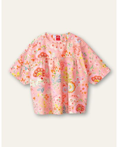 Oilily Pink Braam Blouse YS21GBL205