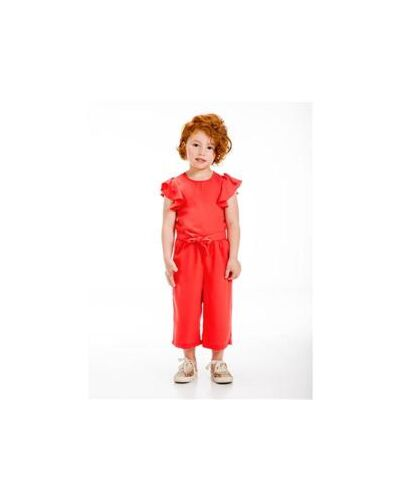UBS2 Coral Playsuit