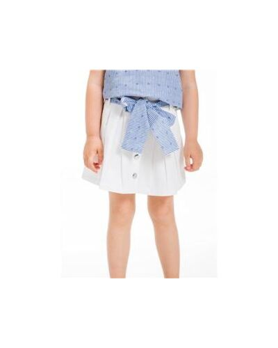 UBS2 White Skirt