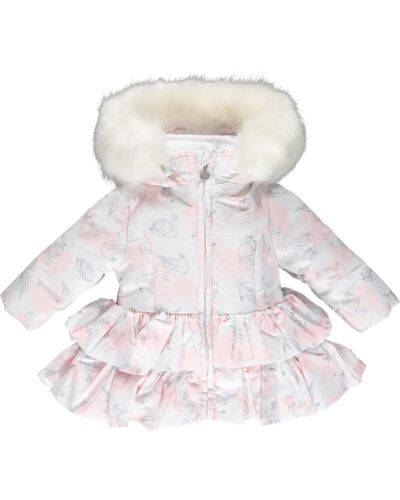 Little A White India Jacket LW20201